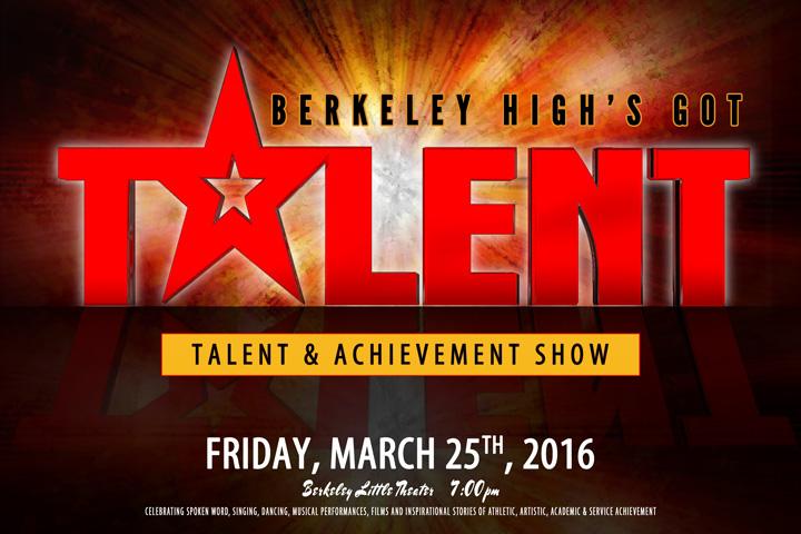 Talent Show 2016!