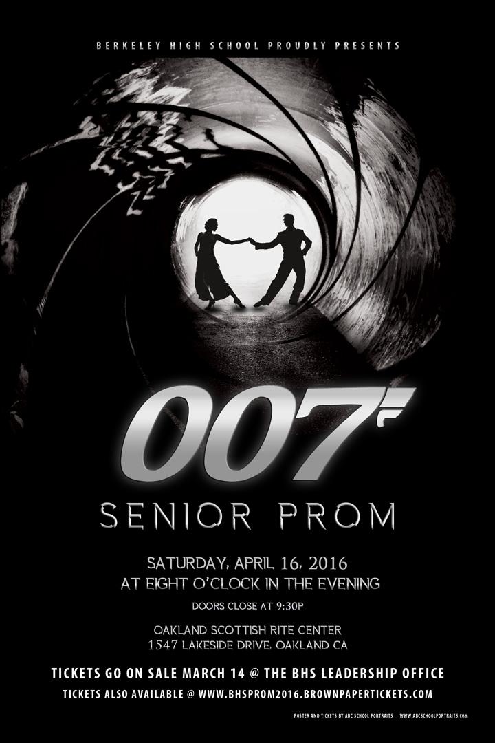 2016 bhs prom ticket sales berkeley high asb leadership